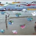 el Mar,  la Playa, los Bañistas0008