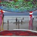 el Mar,  la Playa, los Bañistas0012
