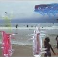 el Mar,  la Playa, los Bañistas0013